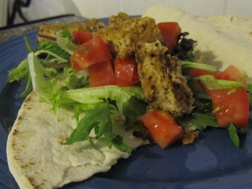 Gyros Roasted Tempeh