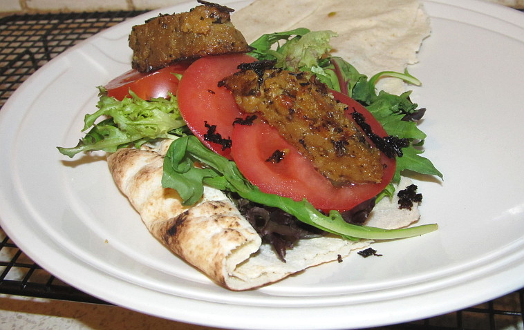 gyros roasted seitan