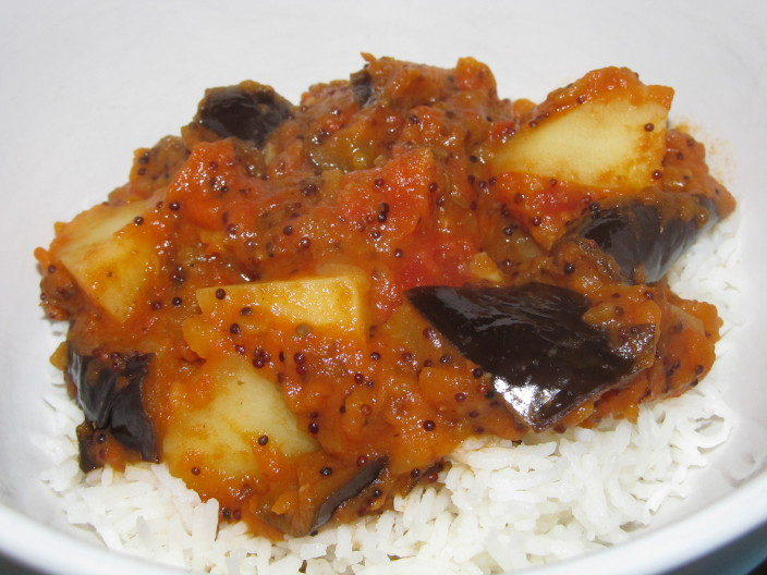 eggplantcurry