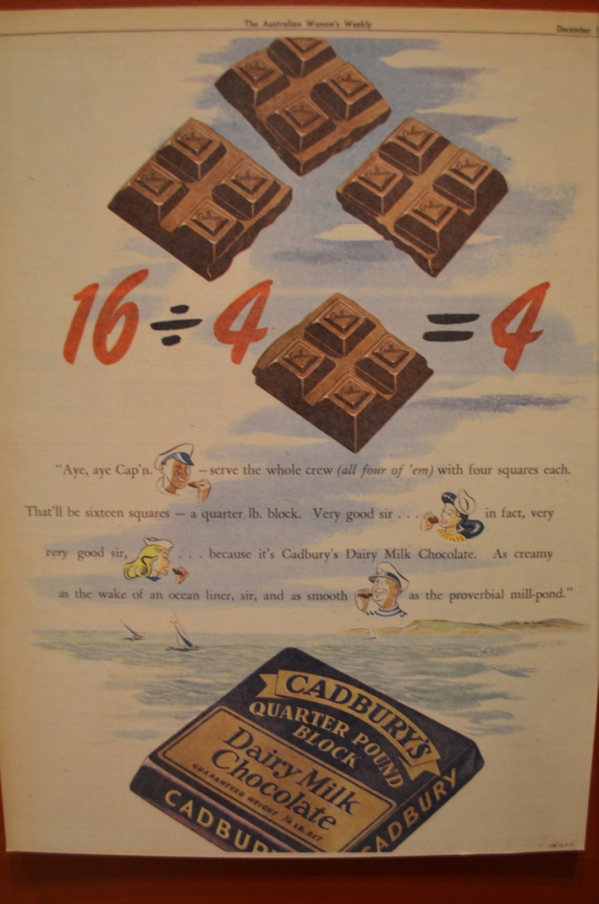 Panny Phillip Island Chocolate Factory vintage chocolate ads