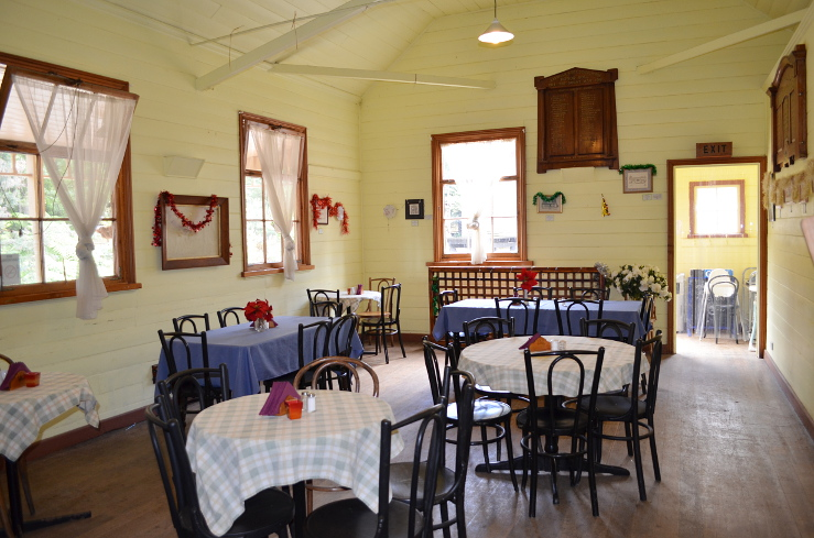 Coal Creek Korumburra Pig and Whistle Cafe