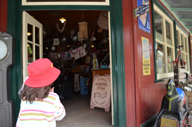 Coal Creek Korumburra general store
