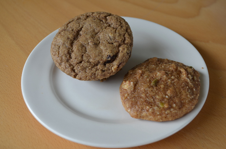 vegan muffins and biscuits