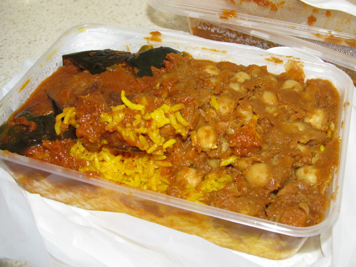 indian takeaway