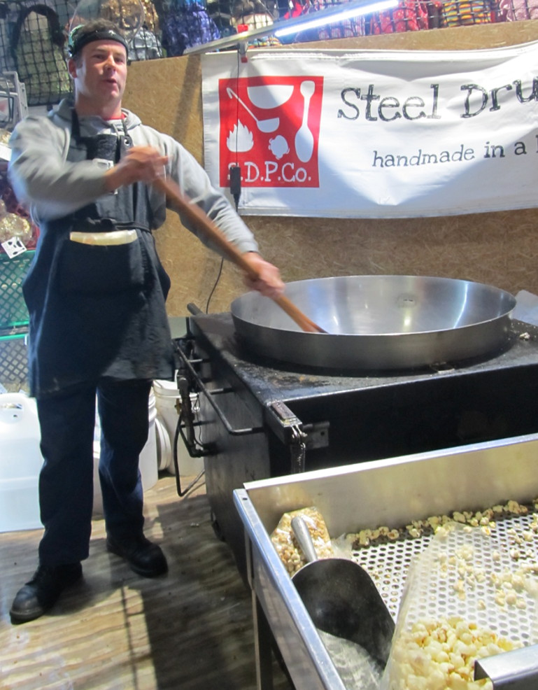 Steel Drum Popcorn Co